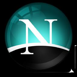 Netscape Web Browser