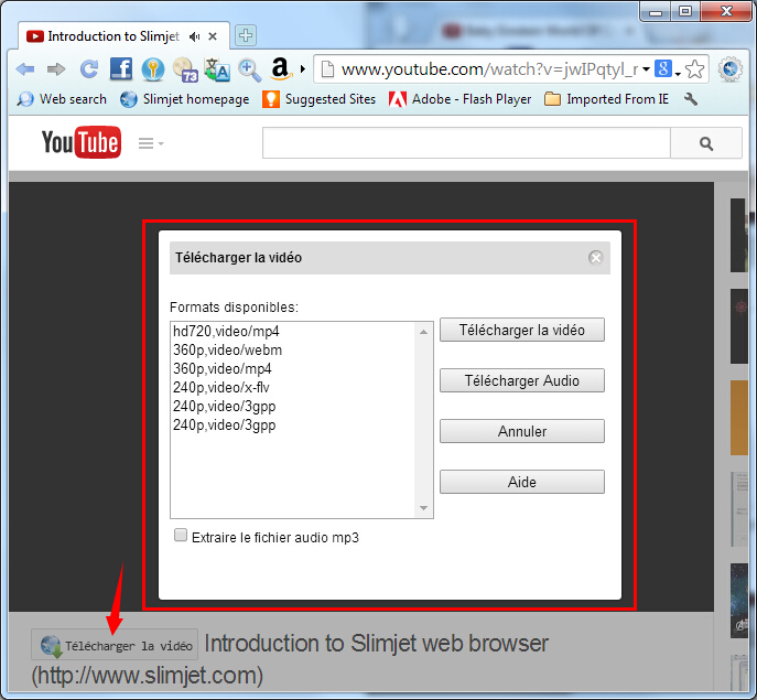 download youtube video screenshot